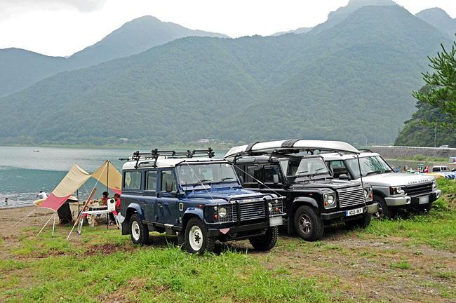 カヌーで探検(23)/西湖(富士五湖)-真夏のカヌーキャンプ ...